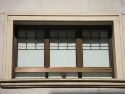 ventanas mixtas madera aluminio