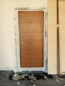 Ventanas de madera y cerramientos