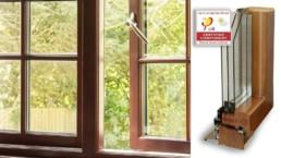 importancia del perfil en las ventanas de madera